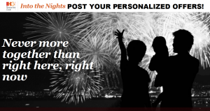 My Great Offer for the IHG Into the Nights Promo