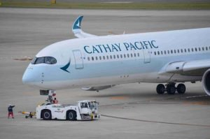 Booking Cathay Pacific with US Airways Miles 90K – Easily Done