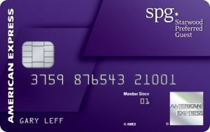 American Express SPG Personal and Business 30K Offers