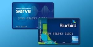 Converting AMEX Bluebird to Serve