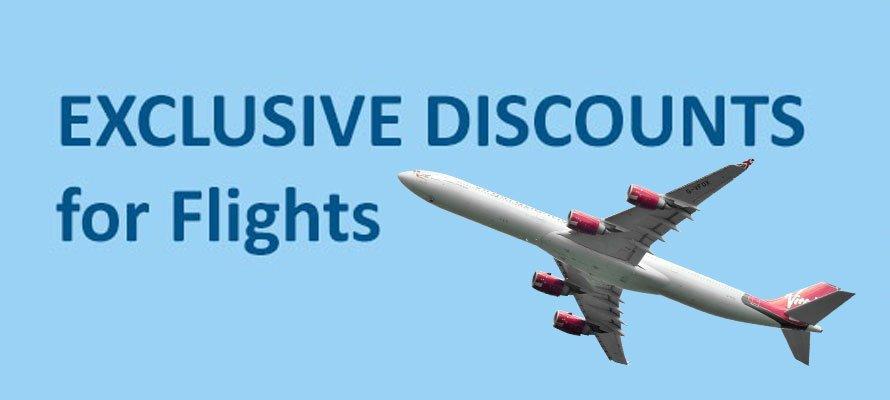 flight ticket offers