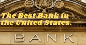 Top Bank in America 2021