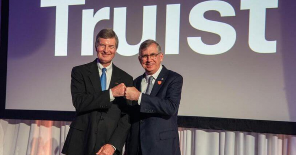 SunTrust and BB&T sued by N.C. credit union over 'Truist' name