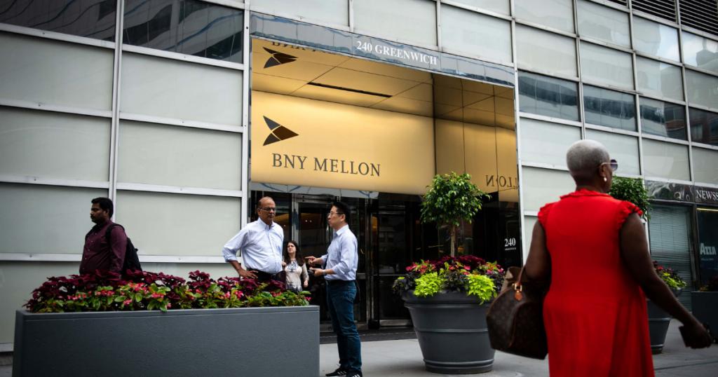 Bank of New York Mellon Corp.