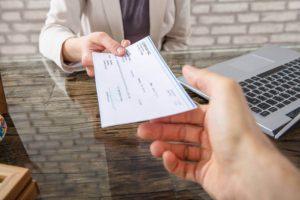 IRS needs money back